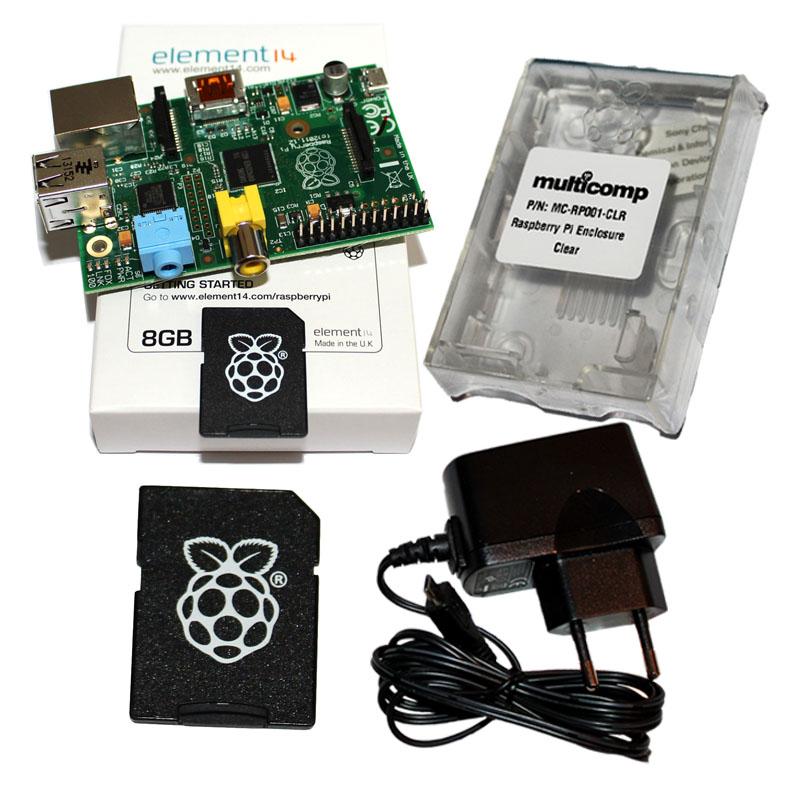 Raspberry-Pi-Modell-B-512MB-made-in-UK-mit-Gehaeuse-Netzteil-und-8GB-SD-Karte
